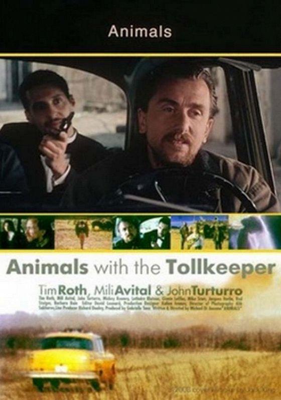Звери и хозяин заставы (Animals with the Tollkeeper)