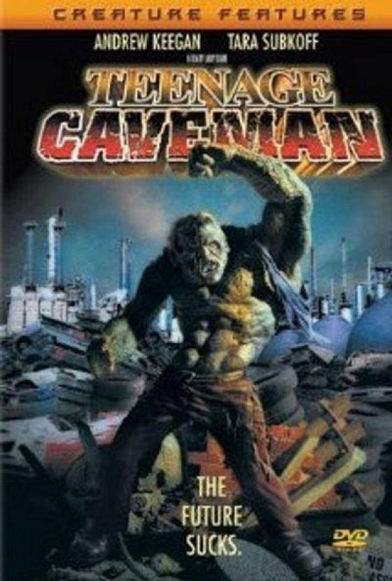 Троглодиты (Teenage Caveman)