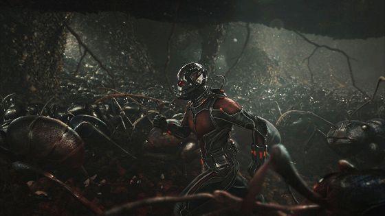 Человек-муравей и Оса (Ant-Man and the Wasp)