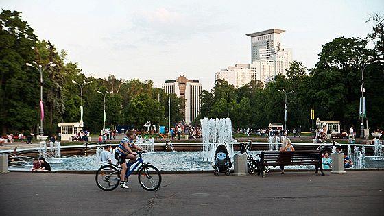 сокольники парк москва фото