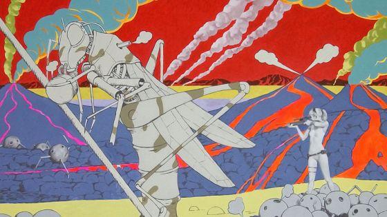 Павел Полянский. Война миров
