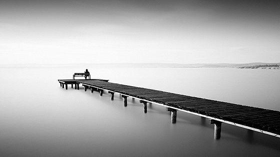 Черно-белый мир Матея Михалика