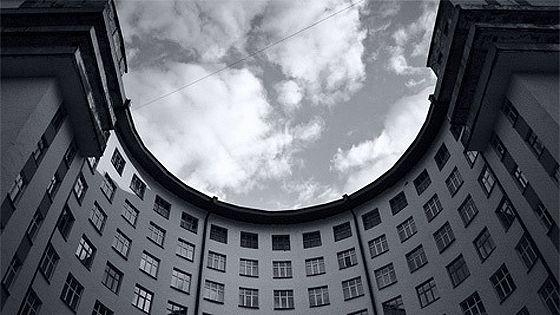 Городок Чекистов: от архитектуры авангарда к биеннале современного искусства