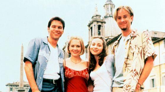 Сабрина в Риме (Sabrina Goes to Rome)