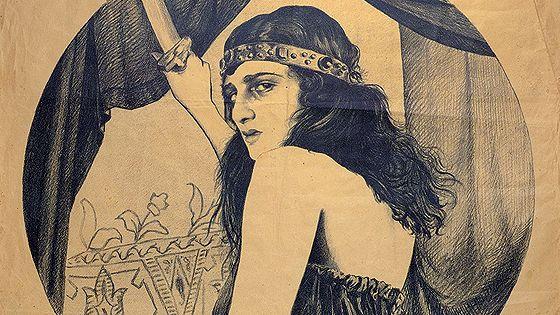 Искусство плаката в немом синематографе. Россия 1900–1930