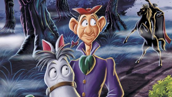 Приключения Тода и Икабода (The Adventures of Ichabod and Mr. Toad)