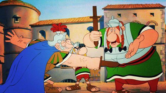 Астерикс против Цезаря (Astérix et la surprise de César)