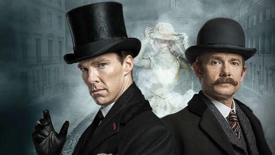 Шерлок: Безобразная невеста (The Abominable Bride)