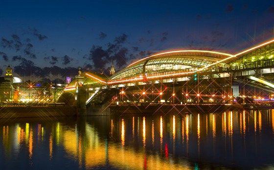 Мост Богдана Хмельницкого (Киевский мост)