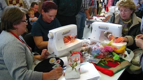 Magic Stitch — вышивка и бисер