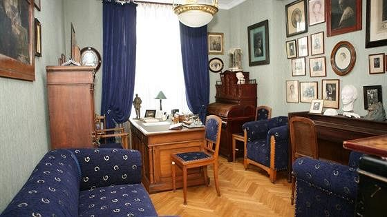 Музей-квартира Гольденвейзера