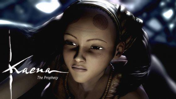 Каена (Kaena: La prophetie)