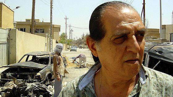 Либерейс из Багдада (The Liberace of Baghdad)