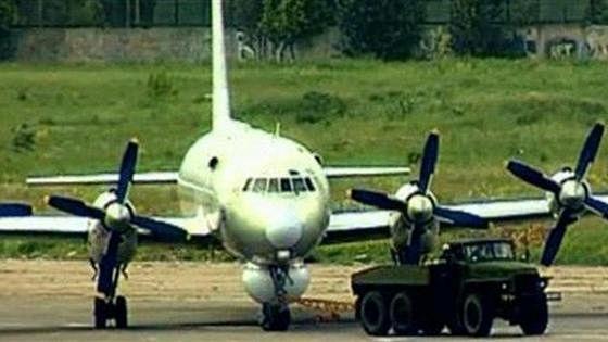 Самолет для Генсека