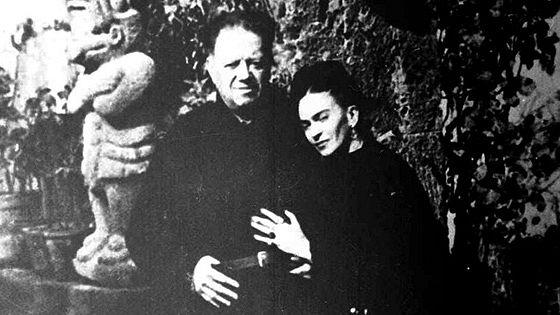 Сопричастность. Диего Ривера и Фрида Кало