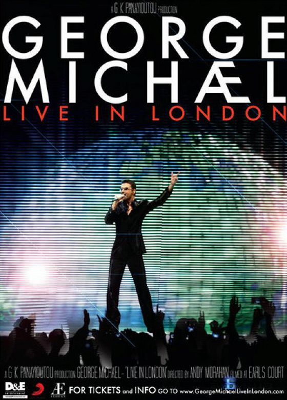 Концерт Джорджа Майкла (George Michael: Live in London)