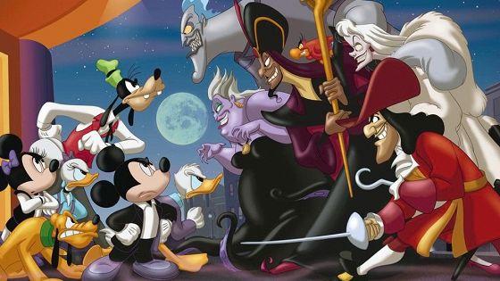 Мышиный дом. Дом злодеев (Mickey's House of Villains)