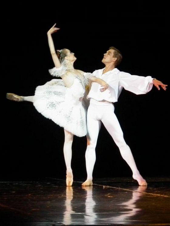 Фарух Рузиматов и звезды русского балета