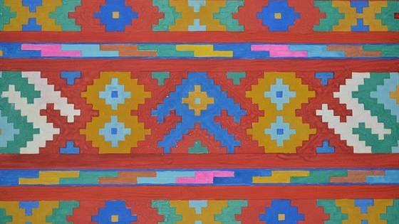 Орнамент татарского народа