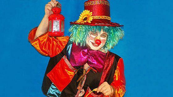 Клоун моего детства