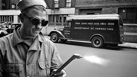 Стэнли Кубрик. Истории в фотографиях 1945–1950-х годов