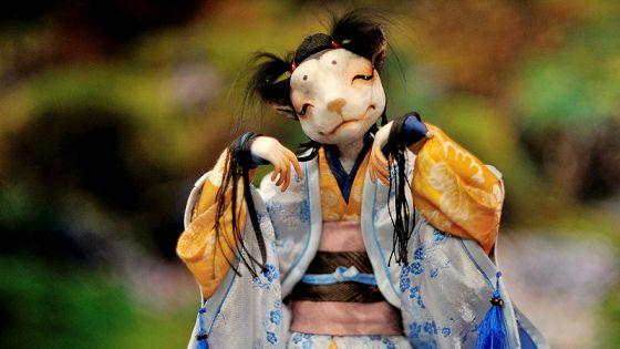 Япония. Куклы, сказки и легенды