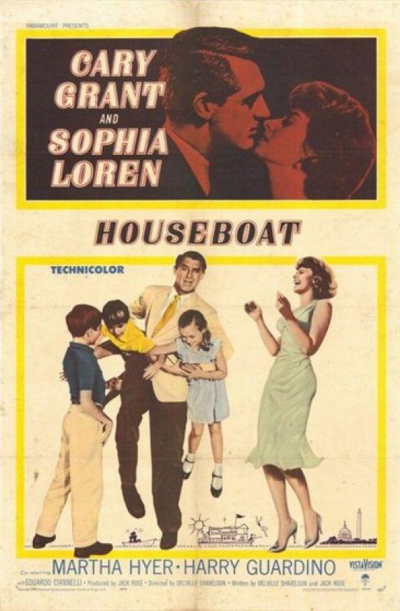 Плавучий дом (Houseboat)