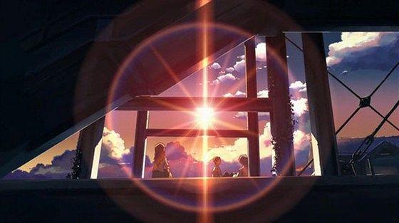 Голос далекой звезды (Hoshi no koe)
