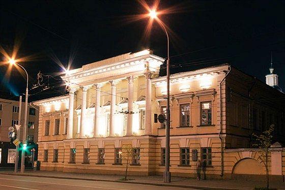 Музей им. Шатилова
