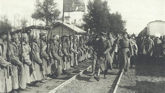 История России в фотографиях. 1918–1940