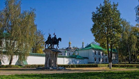 Борисоглебский Дмитровский мужской монастырь