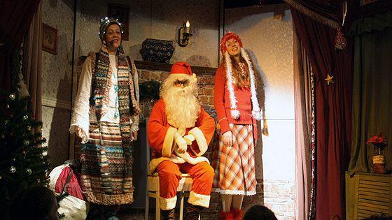 Рождественская сказка тетушки Гунхилд