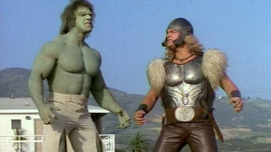 Невероятный Халк: Возвращение (The Incredible Hulk Returns)