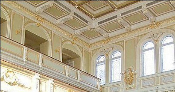 Капела санкт петербург офіційний сайт