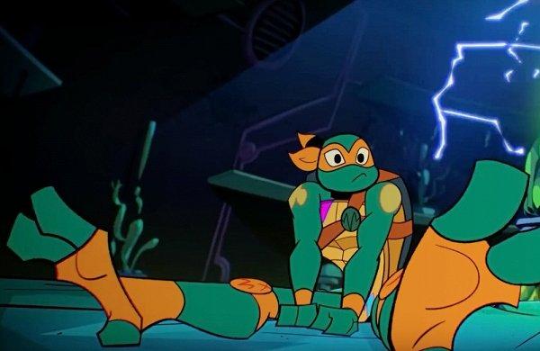 «Эволюция Черепашек-ниндзя»: создатели мультсериала Ант Уорд и Энди Суриано о новом поколении любимых героев