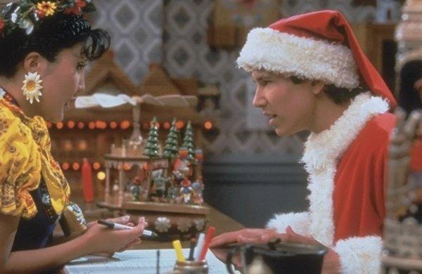 фильмов про Рождество, в которых что-то пошло не так