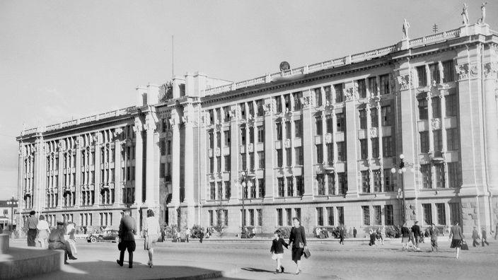 Екатеринбургская городская Дума: 230 лет истории