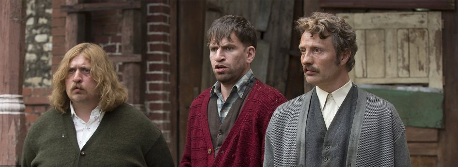 Кино: «Мужики и куры»