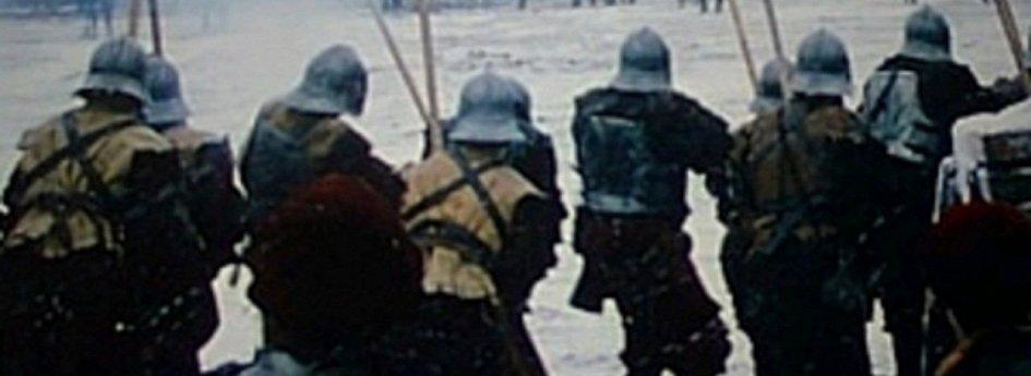 Кино: «Военное ремесло»