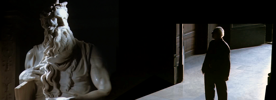 Кино: «Взгляд Микеланджело»