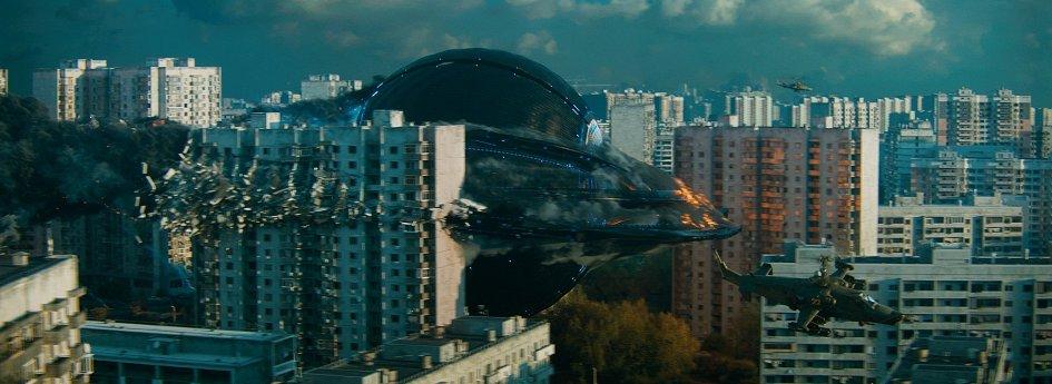 Кино: «Вторжение»