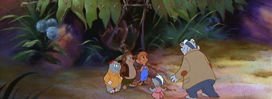 Кино: «Однажды в лесу»