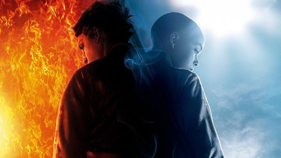 Смотреть фильм повелитель стихий 11