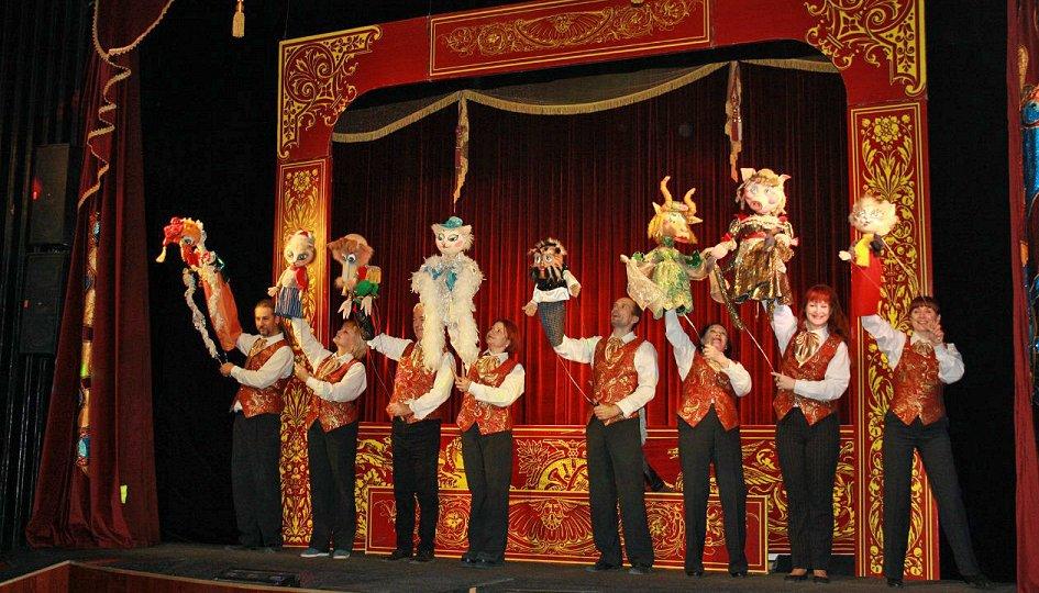Театр: Новогоднее волшебство Царевны-лягушки