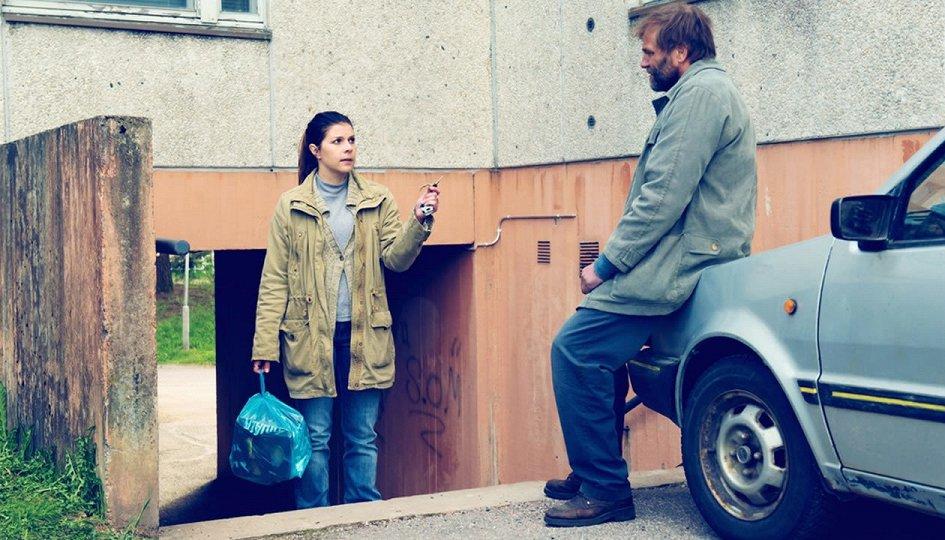 Кино: «Лицом к стене»