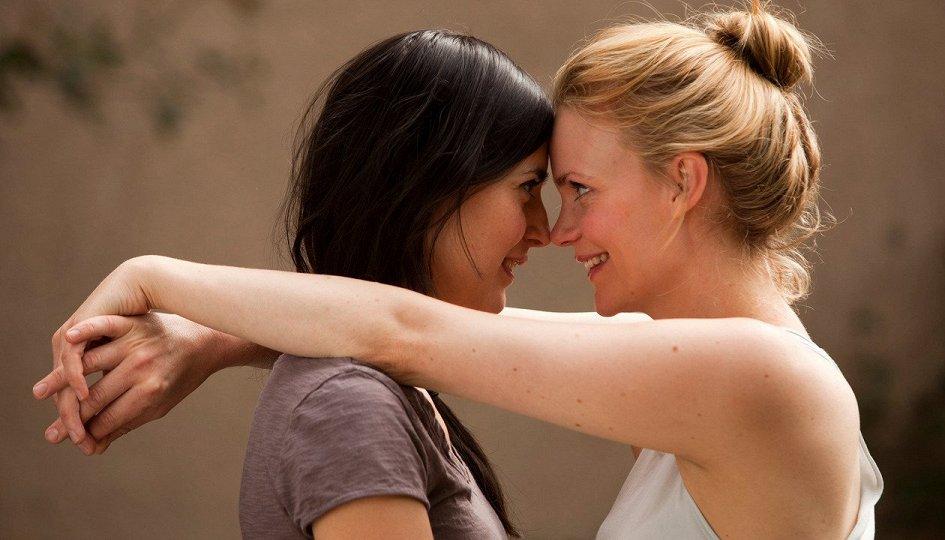 Кино: «Поцелуй меня»