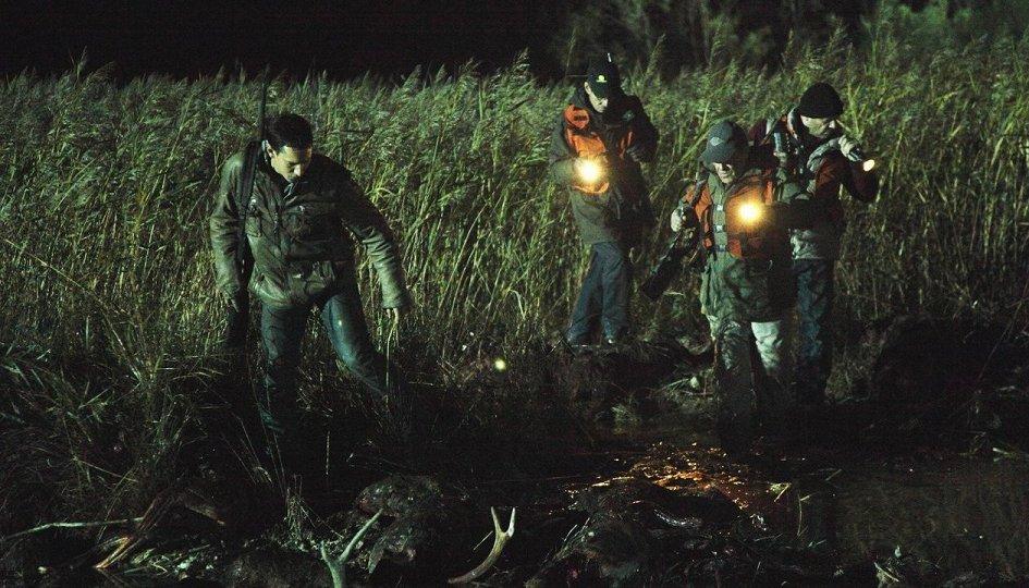 Кино: «Жертва»
