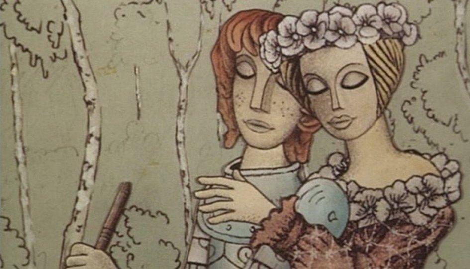 Кино: «Сказка о Гонзике и Марженке»
