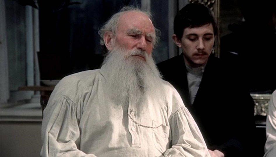 Кино: «Лев Толстой»