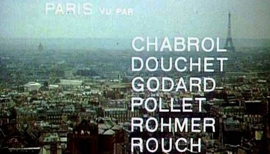 Кино: «Париж глазами шести»